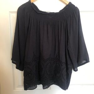 Lovestitch boho top